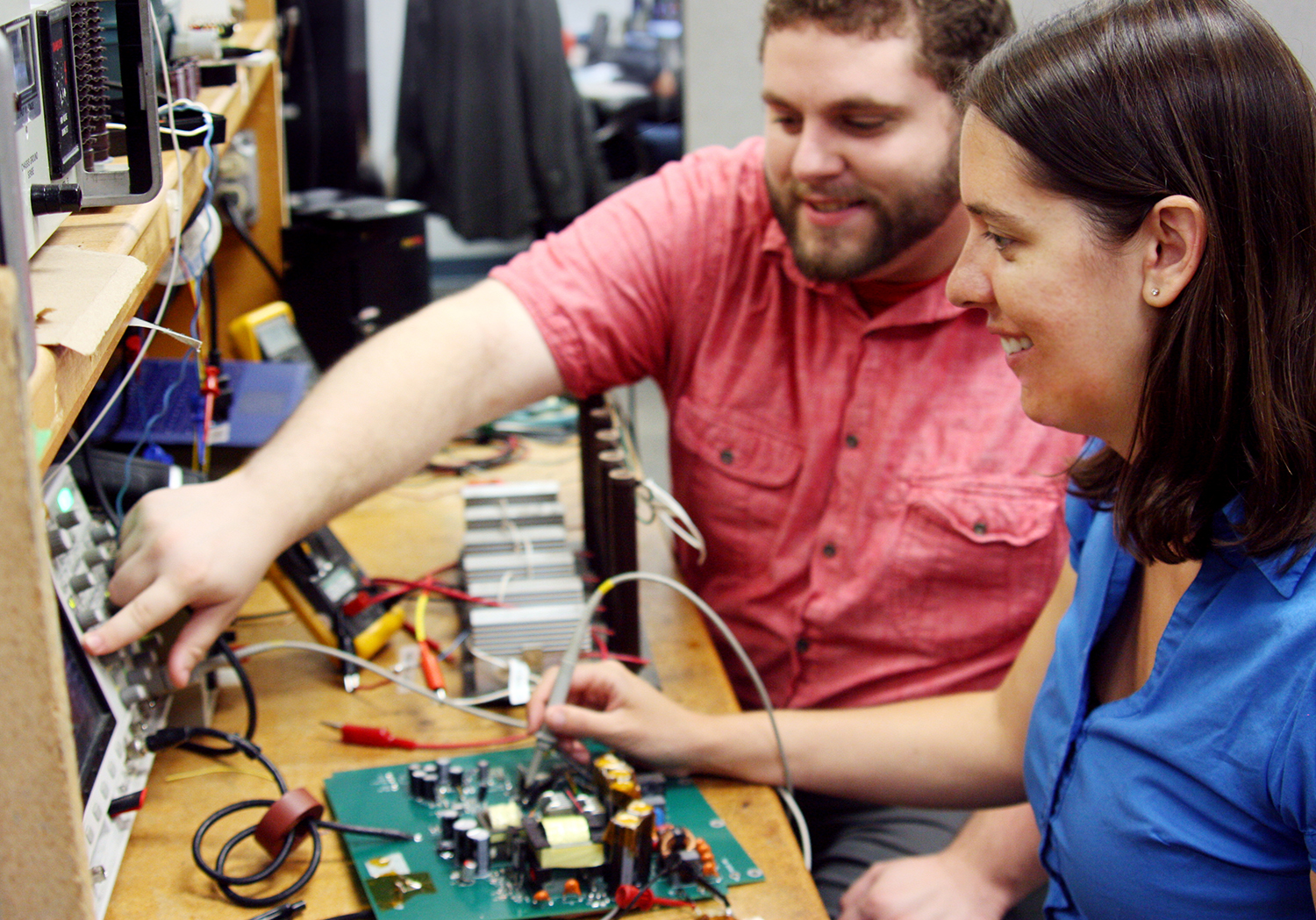 Power supply design engineers at Bear Power Supplies